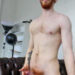 Bentley Race Tomas Kyle Redheaded Jock With A Big Uncut Cock 13 150x150 Ginger Jock Busts Out His Big Uncut Cock And Hairy Balls