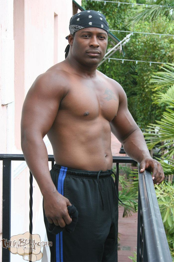 Thug-Boy-Danger-Naked-College-Football-Player-Jerking-off-His-Big-Black-Uncut-Cock-02 Former College Football Player Jerking His Big Black Uncut Horse Cock
